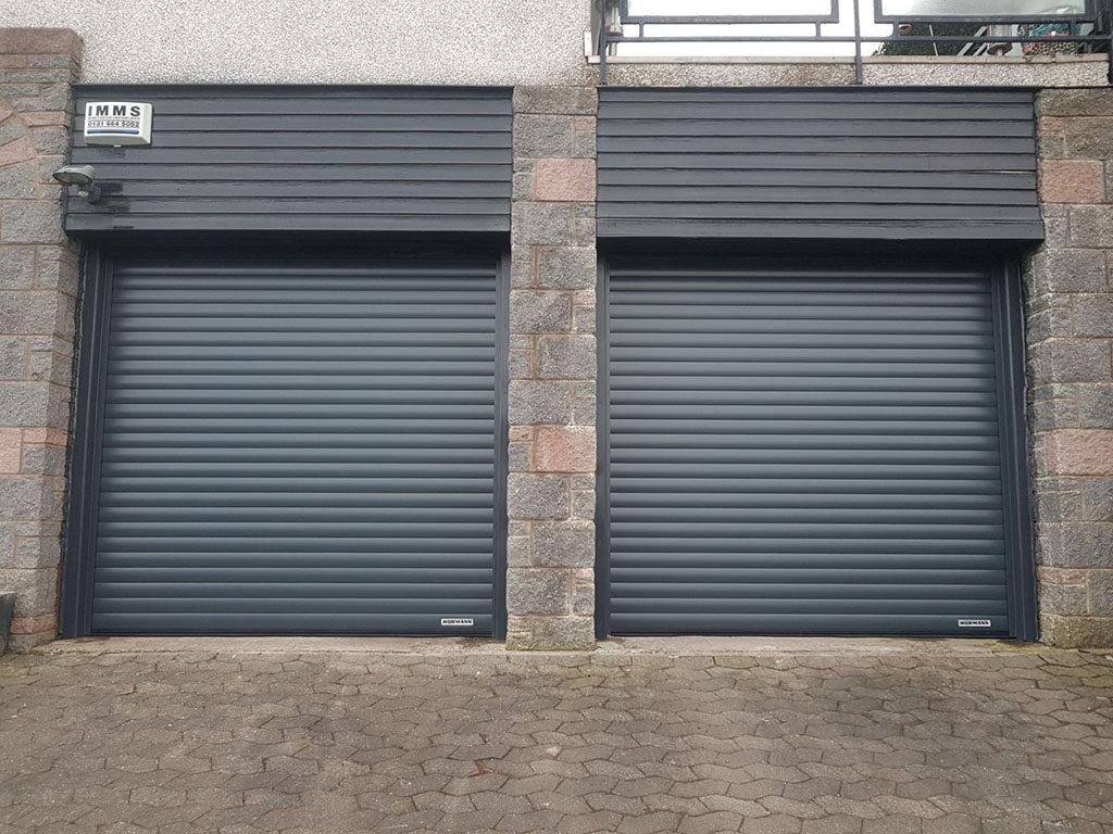 Garage Doors The Garage Door Company Scotland